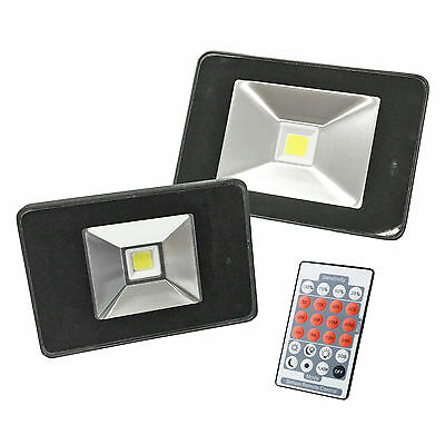 Outdoor Security Floodlights Garden Patio Remote Control Motion Sensor Activated Microwave Pir Led Security Flood Light Outdoor Security Floodlights Garden Patio