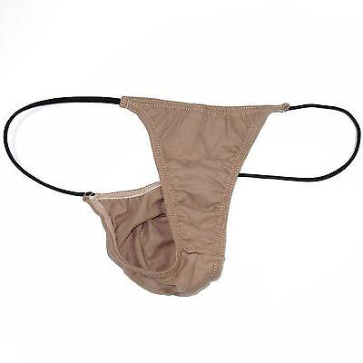 a7231bd2e9 ... K208 C Small da Uomo Mini Bikini Perizoma Girovita Cotone Fine Morbido  Liscio 8
