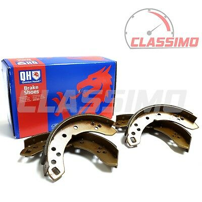 QH Rear Brake Shoes set of 4 for RELIANT REBEL REGAL RIALTO /& ROBIN 1962-93