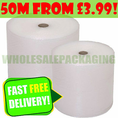 """SMALL LARGE Bubble Wrap Removals Strorage 10 20 50 100 300 500 750 1500 16"""" 20"""""""