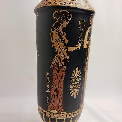 Goddess Aphrodite Artemis Apollo Ares Ancient Greek Art Pottery Vase Oinochoe 7