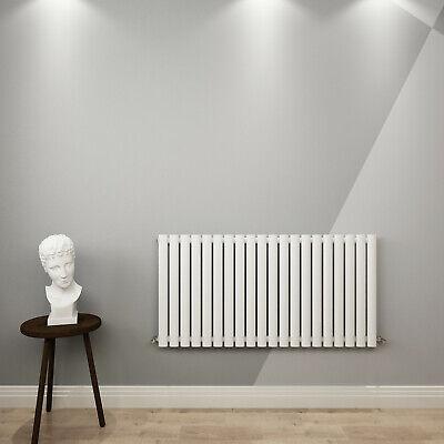 Designer Radiator Horizontal Vertical Flat Panel Oval Column Heating Panel Rads 6