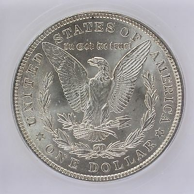 1921 Silver Morgan Dollar ICG MS64 S$1 Lot of 1 4