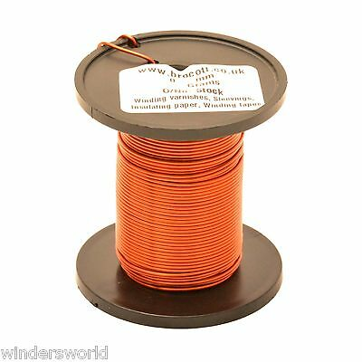 HIGH TEMPERATURE MAGNET WIRE 0.16mm 125g ENAMELLED COPPER WIRE COIL WIRE