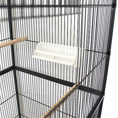 Voliera Gabbia per Uccelli Pappagalli Parrocchetti Gabbie Metallo Vari modelli 6
