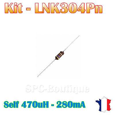 Kit Universel LNK304Pn / Carte L1790, L1373, L1782, L1799, L2158, L2524 4