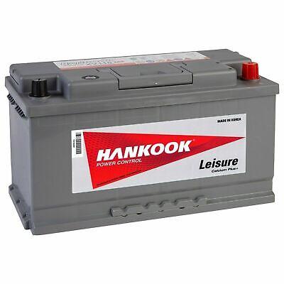 Hankook XV110 - Batterie Décharge Lente Pour Caravane et Camping Car 12V 110AH 2