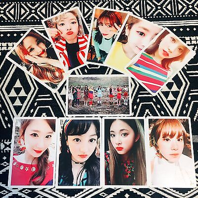 [TWICE] Photocard Momo Official Preorder Special SIGNAL 4th Mini Album 모모 6