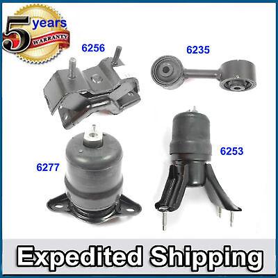 Rear Engine Motor Mount W//Hydraulic For 92-96 Toyota Camry 2.2L 12371-74312 6253