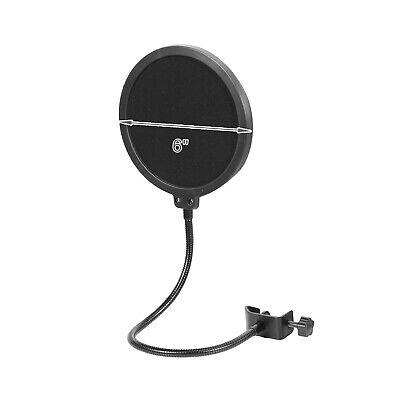 BM800 Condenser Microphone Kit Studio Pro Audio Recording Arm Stand Shock Mount 4