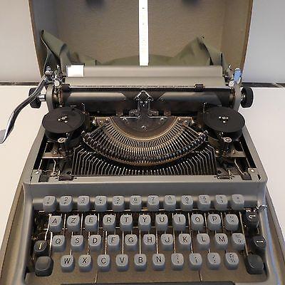 machine à écrire portative Torpedo CURIOSITY by PN 6