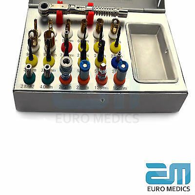 25x Basic Dental Implant Universal Kit Drivers Surgical Tools Oral Surgery Tools 4