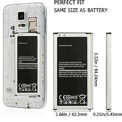 New Original OEM Samsung 2800mAh Genuine Battery For Galaxy S5 EB-BG900BBU/BBZ 3