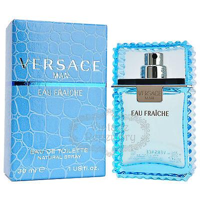 Versace Perfume Man Eau Fraiche Eau De Toilette Men Cologne Parfum