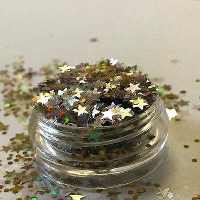 Chunky Glitter Loose Mix Pot Eye Shadow Nail Face Tattoo Festival Club Cosmetic 8