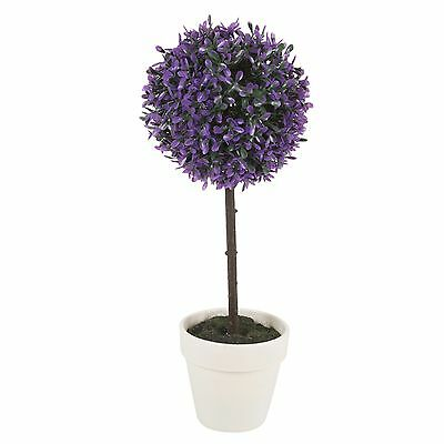 Decorative Artificial Outdoor Ball Plant Tree Pot Colour Small Medium Large 6