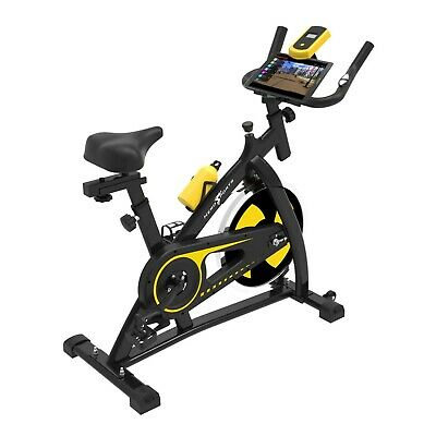 Nero Sports Spin Bike Aerobic Exercise Indoor Training Fitness Gym Spinning New 9