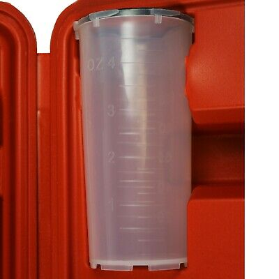 2 In 1 Brake Bleeder & Vacuum Pump Gauge Test Tuner Kit Tools DIY Hand Tools US 8