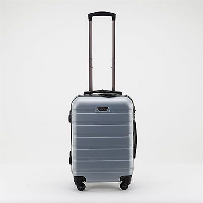 20 Inch (40L ) Suitcases Luggage Trolley Travel Bag Cabin Carry on hard case 5