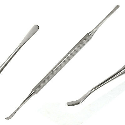 7Pcs Permium Podiatry Toenail Surgery Nail Removal Tools Kit Ingrown Nail Nipper 4