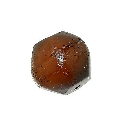 (2408) Ancient  Agate Bead from China-Tibet,  唐朝 2