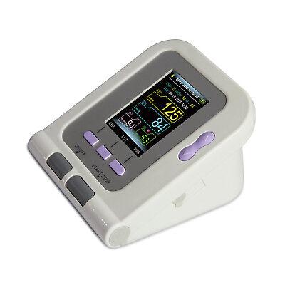 US Seller,Digital Blood Pressure Monitor SPO2 Infant Adult NIBP Monitor Software 8