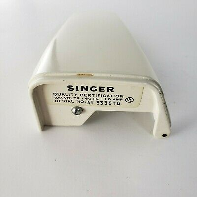 Singer 758 Part - End Cap - ORIGINAL PARTS 5