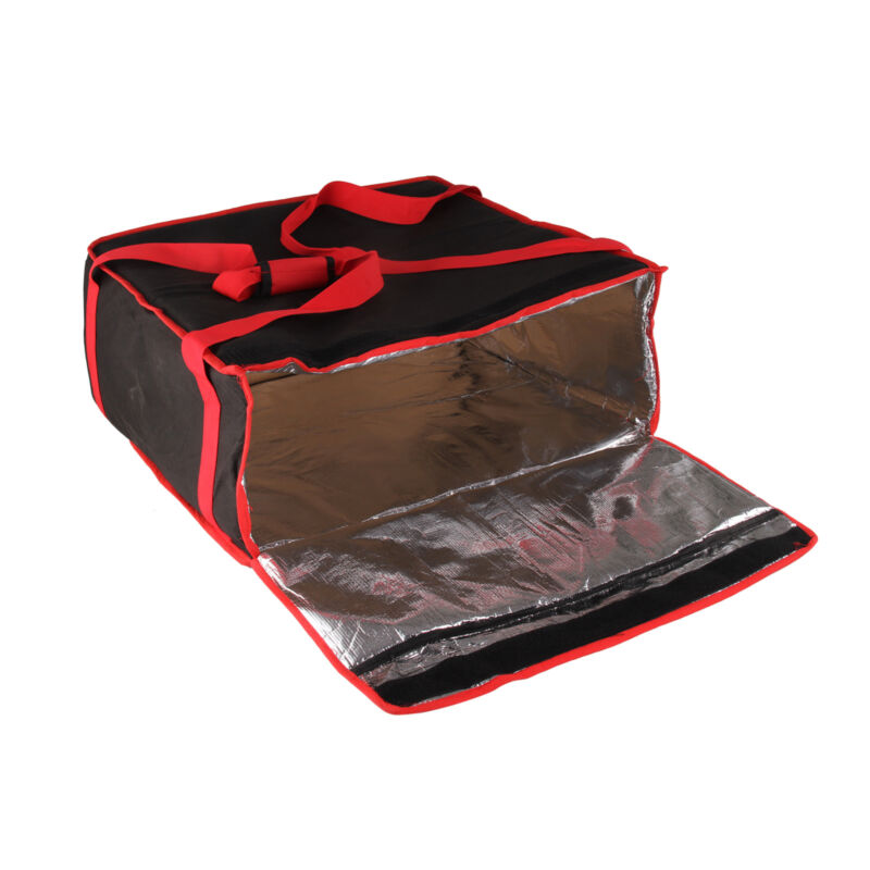 Food PIZZA  insulated delivery bag  big Size Ideal for Pizza 6