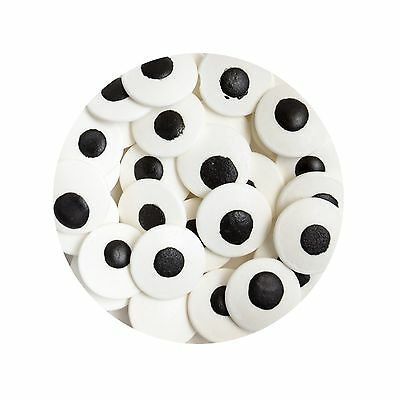 Sugar Crafty LARGE SUGAR CANDY EYES / Eyeballs 70g