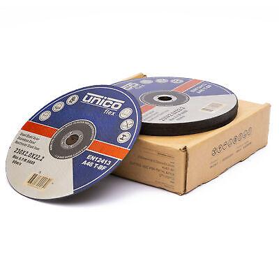 Trennscheiben 1mm Flexscheibe Inox Edelstahl Metall Extradünn 115 125 230 mm 2