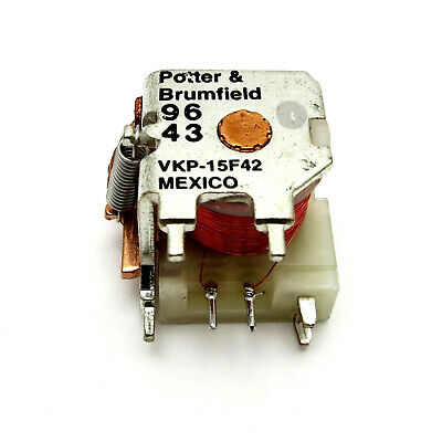RELAY SPDT 30A Part # TE CONNECTIVITY // POTTER /& BRUMFIELD 1432790-1 12VDC