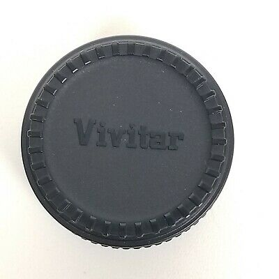 Vivitar Automatic Tele Converter Lens 2×-1  with Lens Covers and Case 3