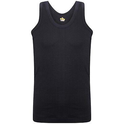 SOFTY® Kids Children Vest 100% Cotton thermal Sleeveless Tank School Wear  lot 2