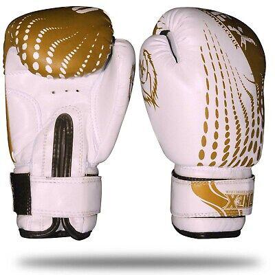 2oz 4oz 6oz Kids Boxing Gloves Junior Mitts Punch Bag Children Gel Pad Gloves 10