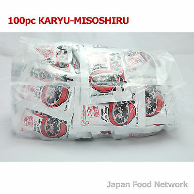 100x Marukome Instant Miso Soup Powder Made in Japan Premium Quality 100 Packets 2