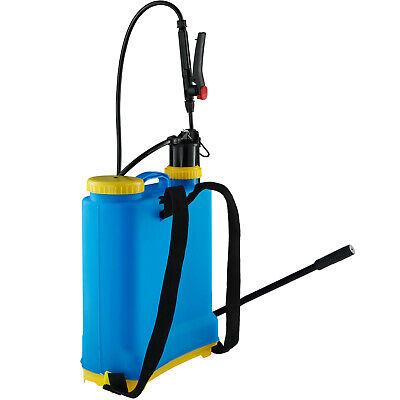Pulvérisateur à Dos Pression Pompe Jardin Plantes Désherbage 16 Litres manuelle 2