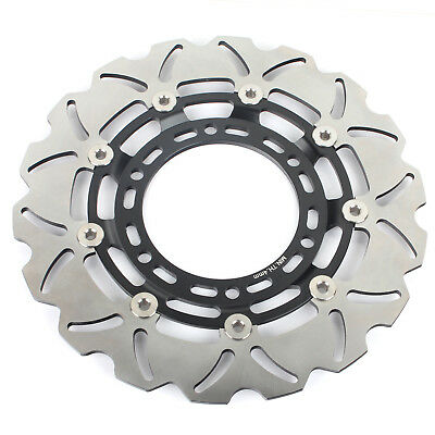 TARAZON Rear Brake Disc Rotor for Triumph Daytona 900 1000 1200 Sprint Trophy 900 1200 91-98