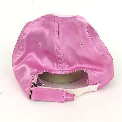 69a9487fd7a ... Girls 7-12 NIKE Swoosh Logo Pink Baseball Cap Hat Adjustable Strapback 5