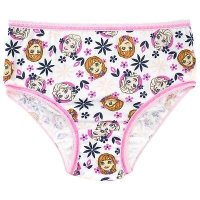 Frozen Underwar Pack of 5 | Girls Disney Frozen Undies | Disney Princess Pants 3