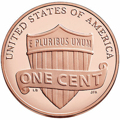 2019 S Lincoln PROOF Shield Cent Gem Deep Cameo - In Stock - Ship TODAY!! 3
