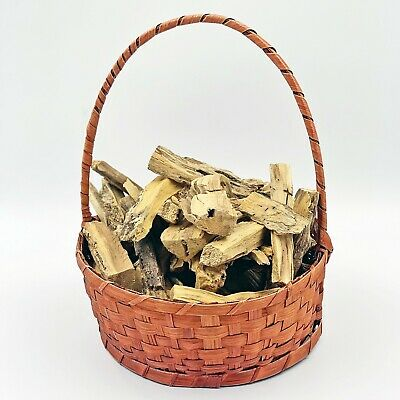 Palo Santo Holy Wood Incense 5-6 Inch Sticks Genuine From Ecuador - 4 Lbs Pack 4