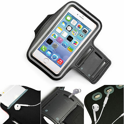 Apple Gym Running Jogging Sports Armband Holder For Various iPhone Mobile Phones 9