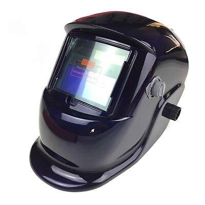Auto Darkening Welding Helmet Arc Tig Mig Mask Grinding Welder Mask Solar Power 9