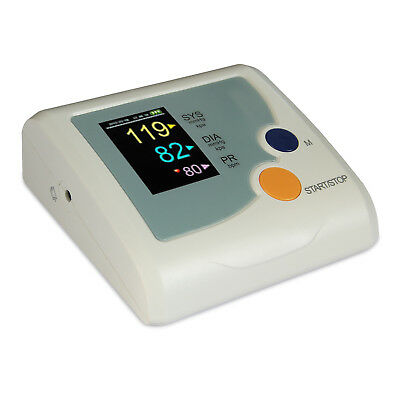 New Digital Blood Pressure Monitor Electronic Sphygmomanometer Automatic NIBP 5