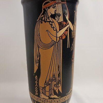 Goddess Aphrodite Artemis Apollo Ares Ancient Greek Art Pottery Vase Oinochoe 5