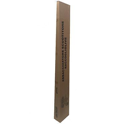 Abbacchiatore Olive Scuotitore Raccogli Scuotiolive Elettrico 3 Metri 12V 140 W 10