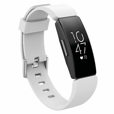 For Fitbit Inspire / Inspire HR Replacement Silicone Wristband Strap Watch Band 9
