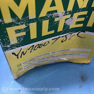 Mann Filter W 920/17 Spin-On Oil Filter Fnob 4