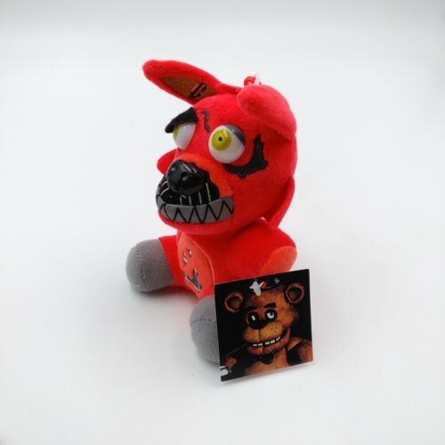 "FNAF Sanshee Plushie Five Nights at Freddy/'s Toy 4.7/"" Plush Moss Bear Kids Doll"