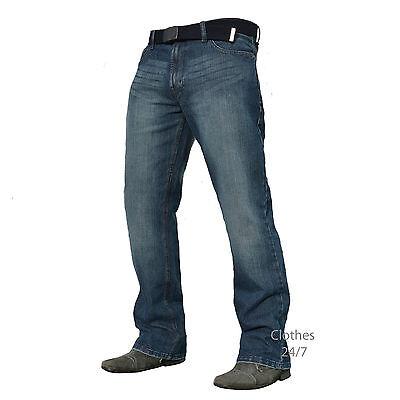 Mens Combats Combat Denim Jeans Black Lightwash Darkwash Yams AD 28-40 42 44 46